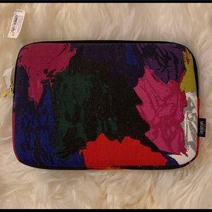 Kate Spade Color Splash Zip iPad Mini Sleeve